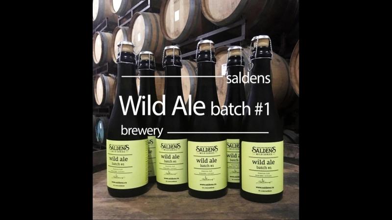 Saldens - Wild Ale Batch 1