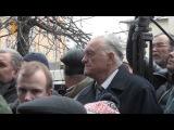 В Москве восстановили мемориальную доску Брежневу