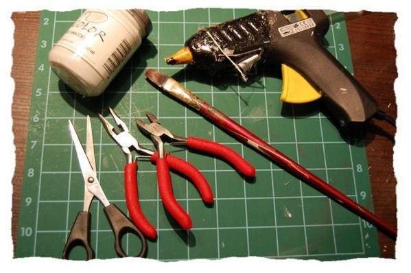Как сделать простую елочную игрушку своими руками