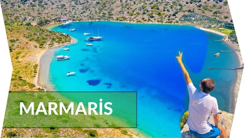 Akdeniz ve Ege'nin Tam Ortasındayım | MARMARİS