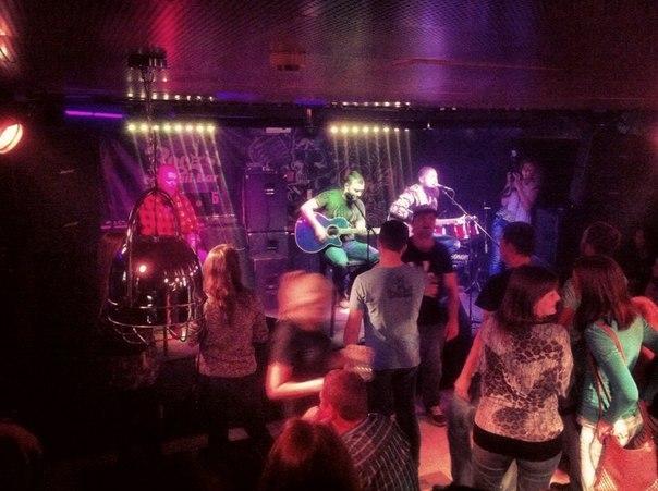 Афиша Владивосток ROCK's BAR 11/01/2015 Бородатый Брат & Маргера