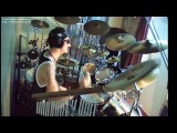 Slayer - Raining Blood - Drum Cover by Paolo Pedana