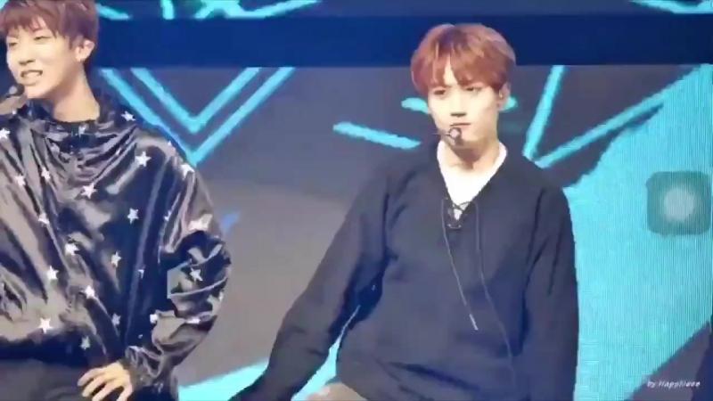 Чанчжун и его выходки на сцене