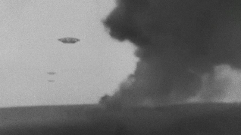 UFO sightings during WW2 Ukraine 1940