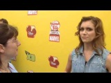 Dis411 Alyson Stoner At The D23 Expo