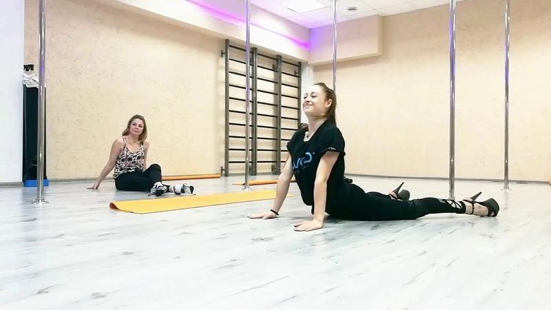 Exo Weekend workshop Elizaveta Sergeeva