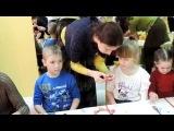 Детский центр Сёма г. Волжский - Мастер-класс по валянию украшений из войлока