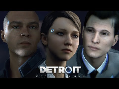 МИР, ПОЛНЫЙ АНДРОИДОВ ► Detroit Become Human 1