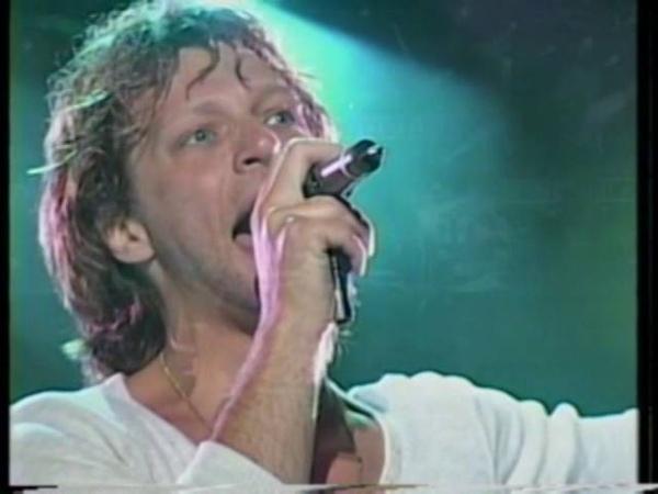 Bon Jovi Always live in Yokohama 96