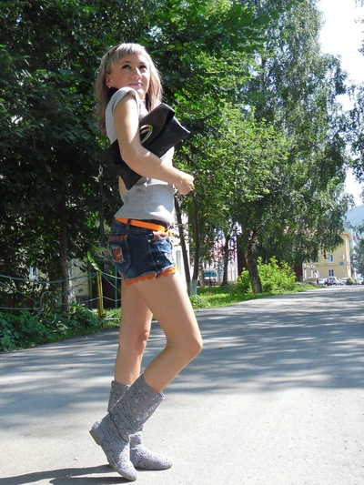 Екатерина Голдобина, 15 июля , Таштагол, id170691196