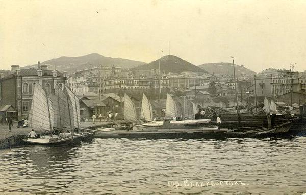 Владивосток. Конец 19 века.