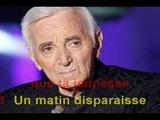 KARAOKE CHARLES AZNAVOUR Oh! toi la vie 1963 ESPACE KARAOKE 51