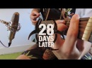 28 Days Later Theme Cover