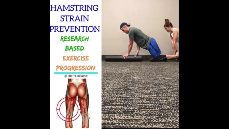 Профилактическое упражнение для укрепления задней цепочки мышц.