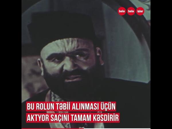 Son filminin premyerasını görə bilməyən Əliağa Ağayev