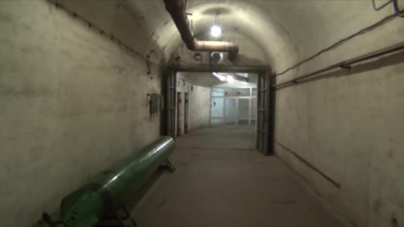 Объект 825 и 820 Подземная база подлодок Легально и не очень