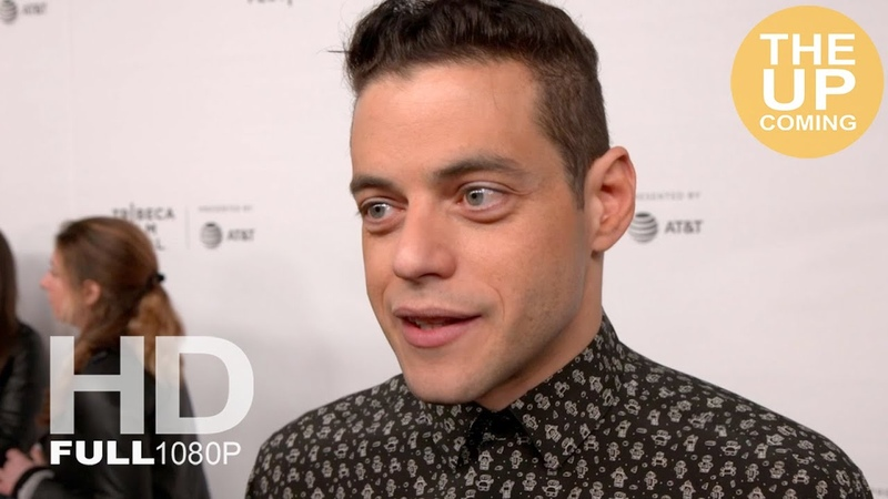 Rami Malek on A Farewell to Mr Robot at Tribeca Film Festival 2019 - interview