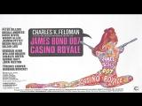 1967 John Huston Casino Royale Peter Sellers, Ursula Andress, David Niven, Orson Welles, Deborah Kerr -