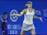2014 Wuhan Maria Sharapova vs Svetlana Kuznetsova Highlights [HD]