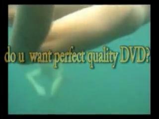 naked preteens underwater