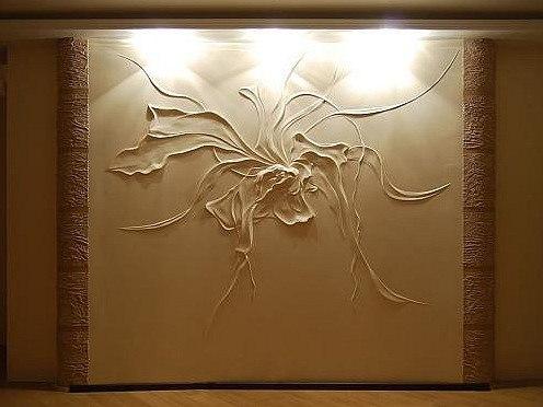 декоративные картины для интерьера своими руками