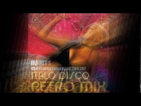 Italo Disco Retro Mix - New Generation 37
