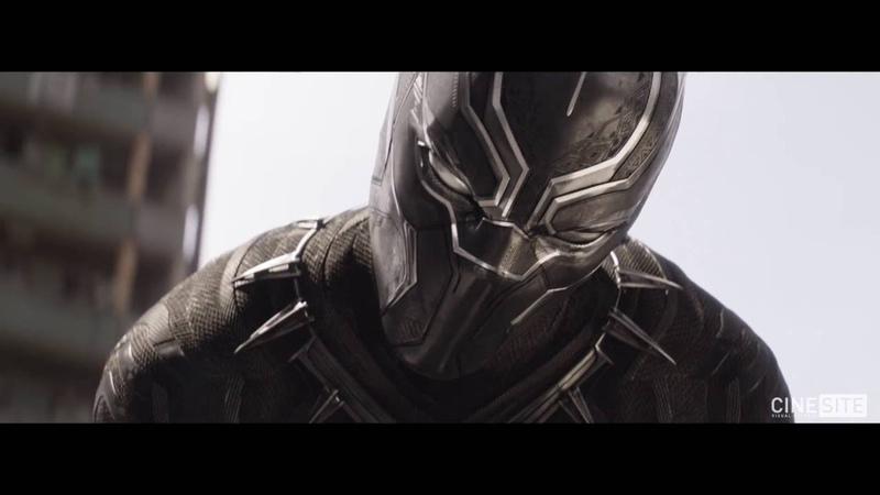 Cinesite Captain America: Civil War Breakdown Reel