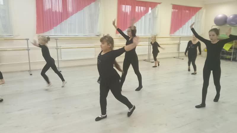 Детский Театр Танца и СветоТени Плазма. Студия Пируэт. Петрозаводск.mp4