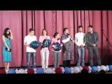 Выпускной ХМФ 2013. Вручение дипломов