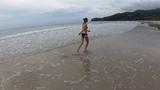 Пляжи Таиланда пляж Bamboo, остров Ланта декабрь 2017