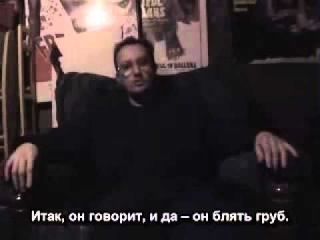 Cinema Snob - Black Devil Doll From Hell rus sub