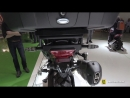 2018 Benelli TRK 502 X Walkaround 2017 EICMA Motorcycle Exhibition