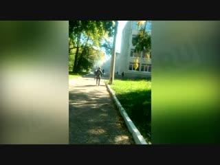 Взрыв и стрельба в колледже в Керчи
