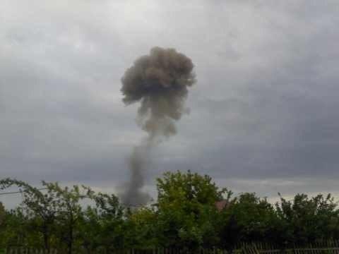 Взрывы в Чапаевске.