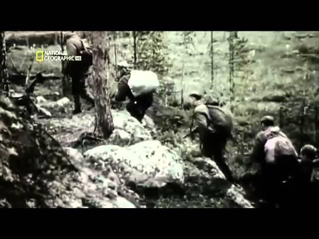 Апокалипсис. Вторая мировая война. Cерия 3. (Мир в войне)