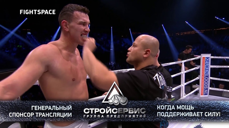 GLORY 62 Джаффар Уилнис — Томаш Можны | Кикбоксинг
