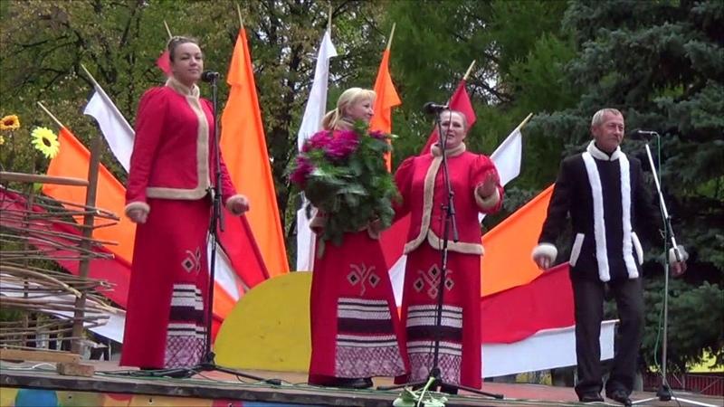 Волжское раздолье - Я встретил розу 29 09 18 Новоульяновск