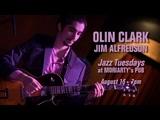 Jazz Tuesdays with Olin Clark, Jim Alfredson, Jeff Shoup (81517)