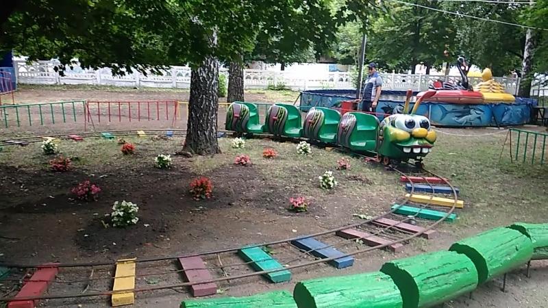 1 Июля Открытие парка аттракционов ДИТЯЧИЙ ОСТРІВ