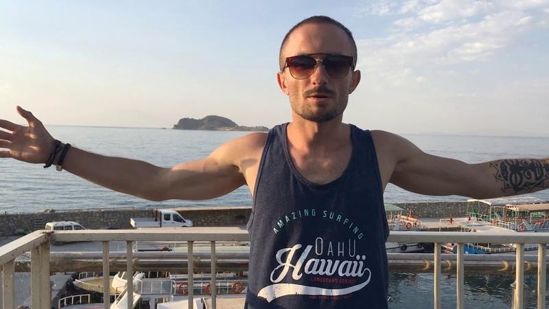 Утерянная Армения: закат над озером Ван