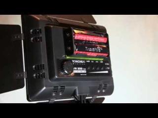 Видео свет 300 светодиодов с пультом ДУ