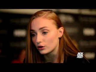 Game of Thrones : The Exhibition in NYC - Interviews (Sophie Turner, Maisie Williams and more..)