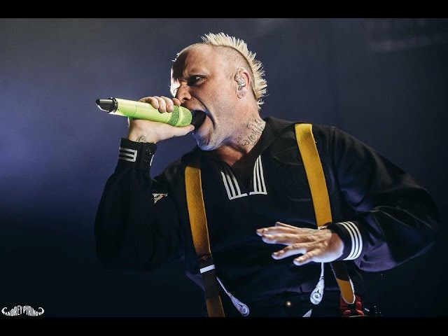 The Prodigy Firestarter Live in Voronezh Russia 2017
