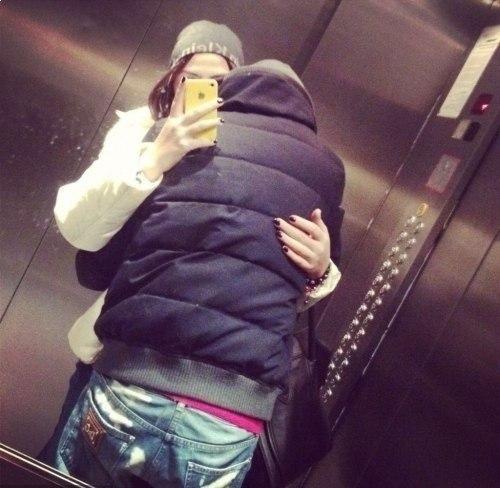 фото парень с девушкой обнимаются без лица