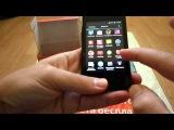 Анбоксинг! Обзор Смартфона МТС 970 Н