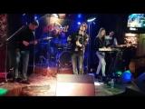 Cloudberry - Sweet home Alabama (Lynyrd Skynyrd cover, R&R music bar, 12.05.2018)