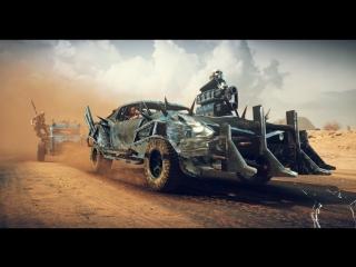 Сносим вышки в Mad Max