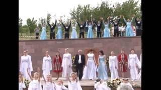 Театрализованое представление: Открытие Армянской апостольской церкви Сурб Геворг