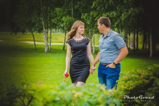 Денис и Анастасия - Предсвадебная фотопрезентация (LoveStory) июль 2018