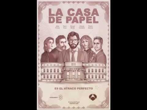 Descargar por Mega La casa de papel (2017) 720 Temp. 1-2 Esp. Nav. - Link en Descripción